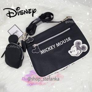 💫 Mickey Mouse Disney Crossbody Bag Set
